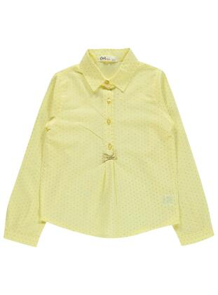 Yellow - Girls` Shirt