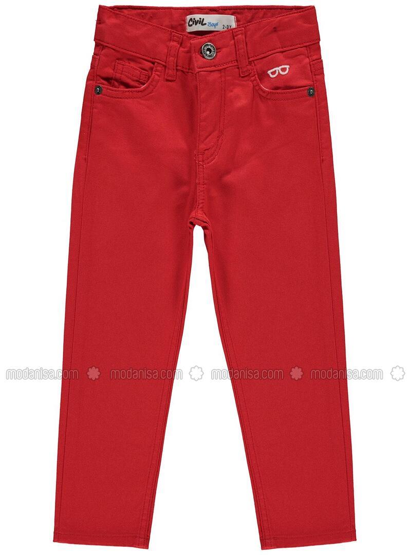 Multi - Boys` Pants