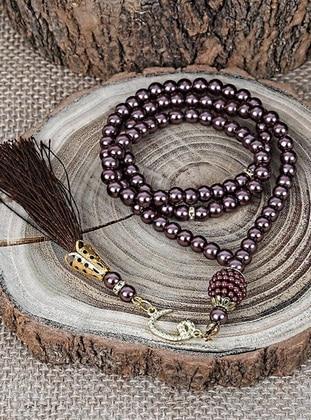 Brown - Prayer Beads