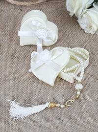 Cream - Prayer Beads