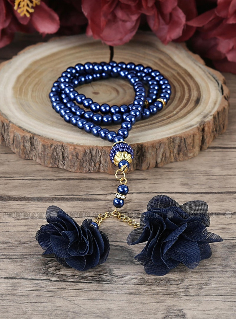 Navy Blue - Prayer Beads
