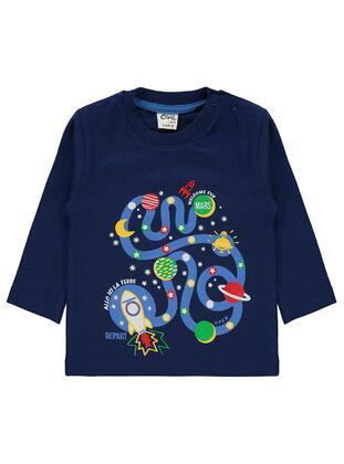 Navy Blue - Baby Sweatshirts - Civil