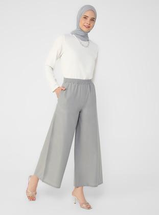 - Cotton - Pants