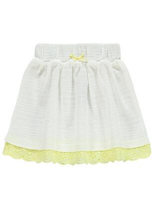 Yellow - Baby Skirt