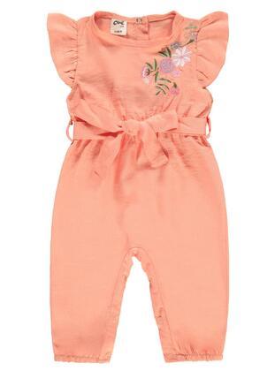 Salmon - Baby Sleepsuit - Civil