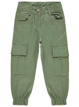 Khaki - Girls` Pants