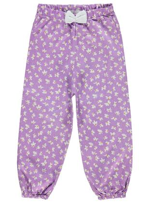 Lilac - Girls` Pants
