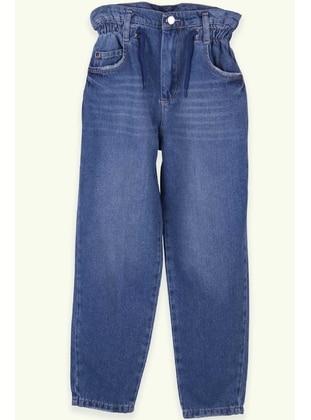Blue - Girls` Pants