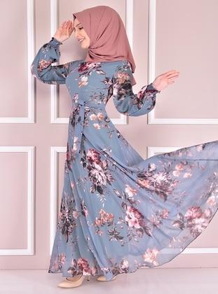 Mint - Modest Dress
