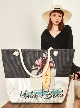 Satchel - Multi - Beach Bags - C&CITY