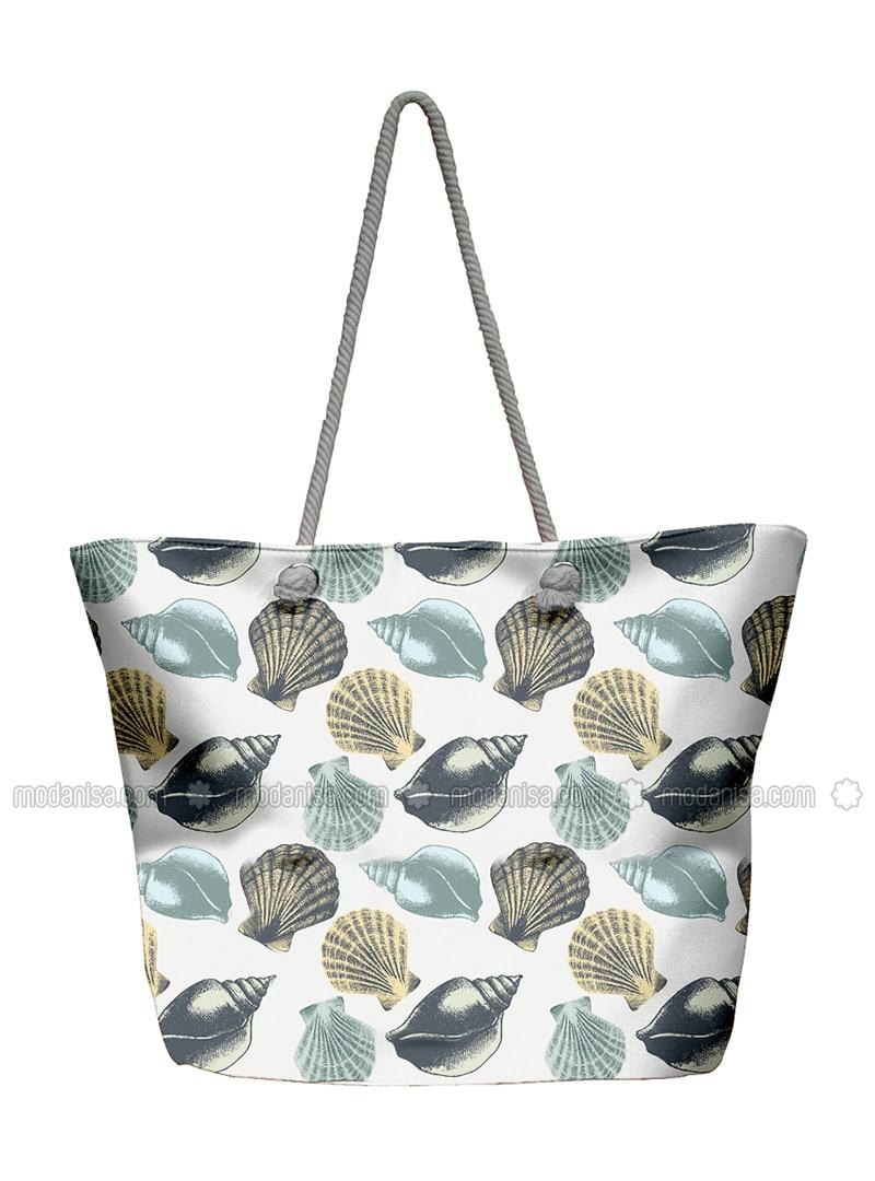 Satchel - Multi - Beach Bags