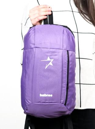 Lilac - Backpack - Backpacks