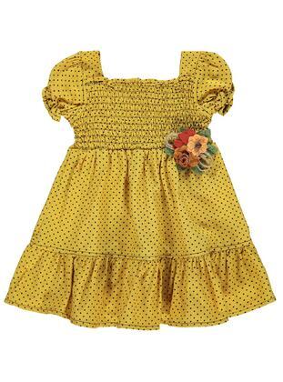 Mustard - Baby Dress