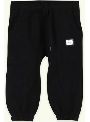 Black - Baby Sweatpants - Breeze Girls&Boys