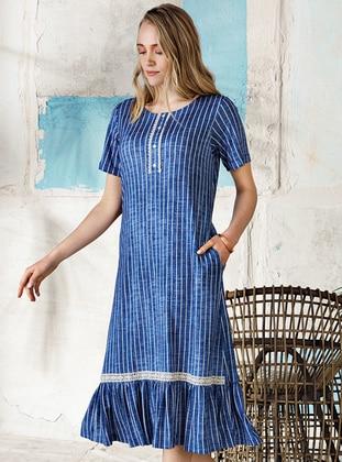 Blue - Loungewear Dresses