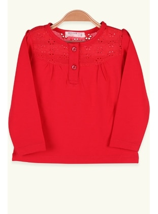Coral - baby t-shirts