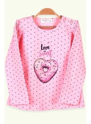 Powder - baby t-shirts - Breeze Girls&Boys