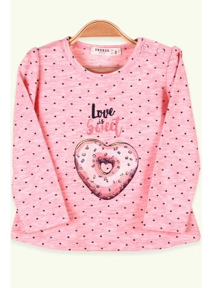 Salmon - baby t-shirts