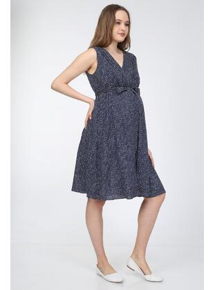 Multi - Maternity Dress - IŞŞIL