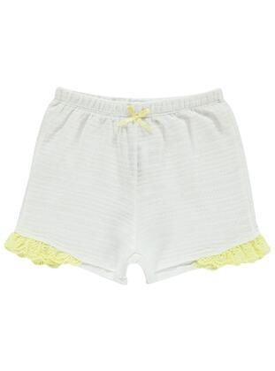 Yellow - Baby Shorts - Civil