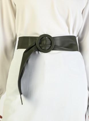 Khaki - Belt