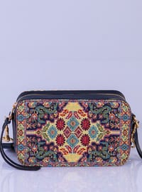Crossbody - Satchel - Multi - Cross Bag