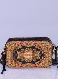 Crossbody - Satchel - Multi - Cross Bag