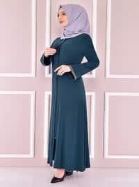 Emerald - Evening Abaya