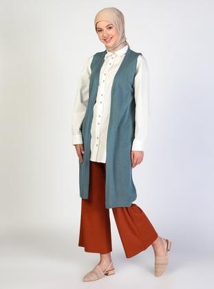 Unlined - Indigo - Knitwear