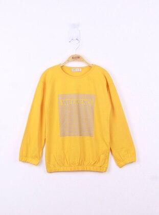 Mustard - Girls` T-Shirt