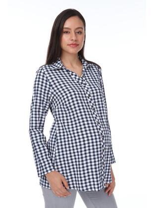 Multi - Maternity Blouses Shirts