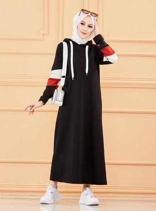 Terra Cotta - Unlined - Modest Dress