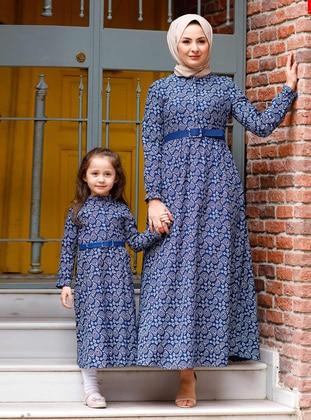 Indigo - Shawl - Unlined - Modest Dress