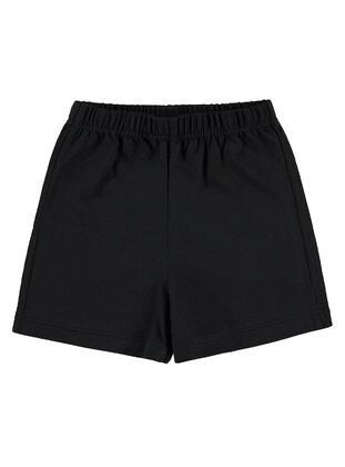 Black - Baby Shorts - Civil