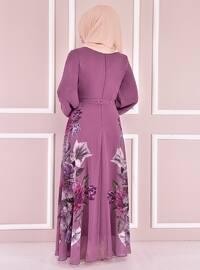 Dusty Rose - Modest Dress