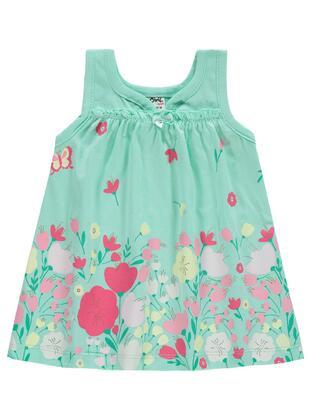 Green - Baby Dress - Civil