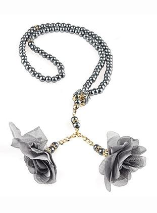 Silver tone - Prayer Beads