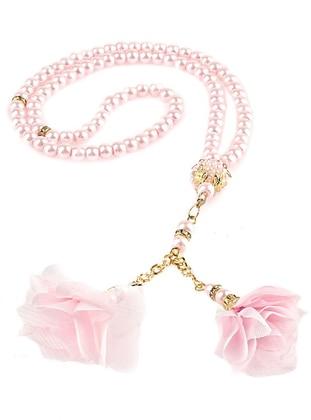 Pink - Prayer Beads