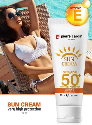 75ml - Sunscreen Products