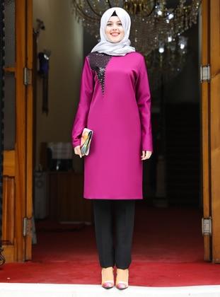 Fuchsia - Suit
