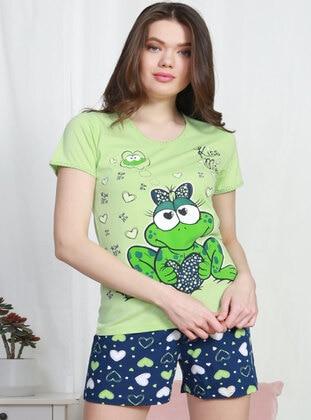Green - Pyjama Set