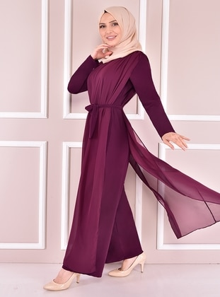 Plum - Evening Jumpsuits