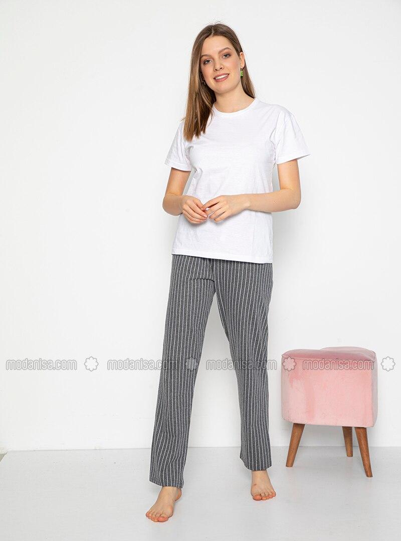 Smoke - Stripe - Pyjama