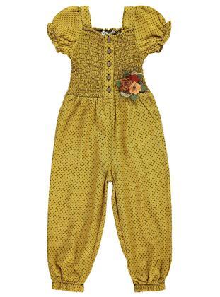Mustard - baby sleepers - Civil