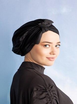Black - Swim Hijab