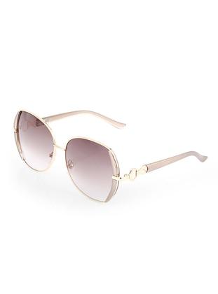 Cream - Sunglasses - Twelve