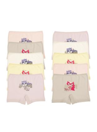 Multi - Multi - Girls` Shorts