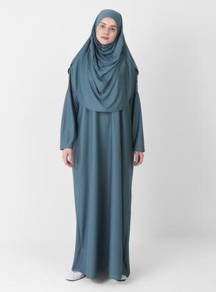 Mint - Unlined - Prayer Clothes - ECESUN