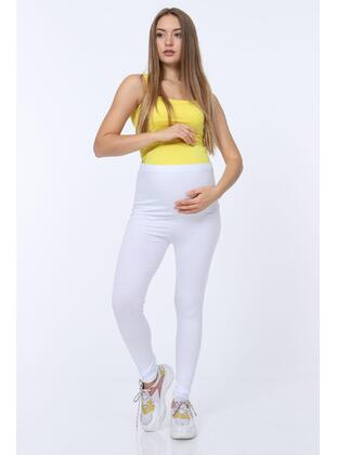 Multi - Maternity Leggings - IŞŞIL