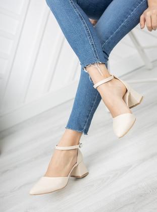 Nude - Heels